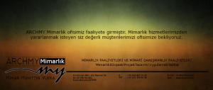 ARCVHMY Mimarlık İzmir Karşıyaka'da