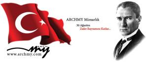 ARCHMY Mimarlık Atatürk'ü Anma, Gençlik ve Spor Bayramı Kutlaması!
