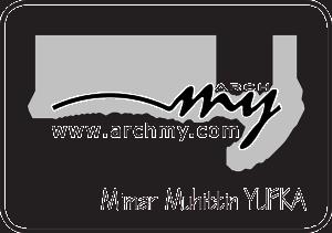 ARCHMY Mimarlık, İzmir Tesviye Şapı Uygulaması.