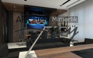"""ARCHMY Mimarlık, Y. Mimar Muhittin YUFKA tarafından hazırlanan, """"Kemalpaşa Mecitefendi Fabrika Tasarımı"""" projesini incelemek için sayfamızı ziyaret edin."""